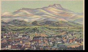 Colorado Trinidad Fishers Peak