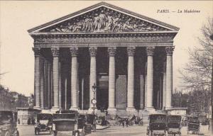 France Paris La Madeleine