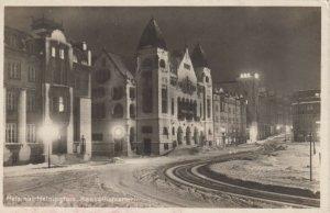 RP: Helsinki-Helsingfors , Finland , 1928 ; Kansallisteatteri