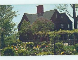Pre-1980 HATHAWAY HOUSE Salem - Near Boston Massachusetts MA G1779