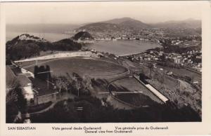RP, General View From Gudamendi, San Sebastian, Spain, 1920-1940s