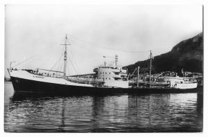 M.t.s Sliedrecht Ship Boat Nautica REAL PHOTO 01.17