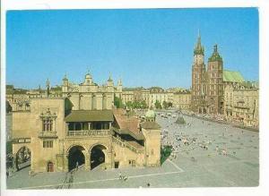 KRAKOW , Poland, 50-60s   Rynek Glowny