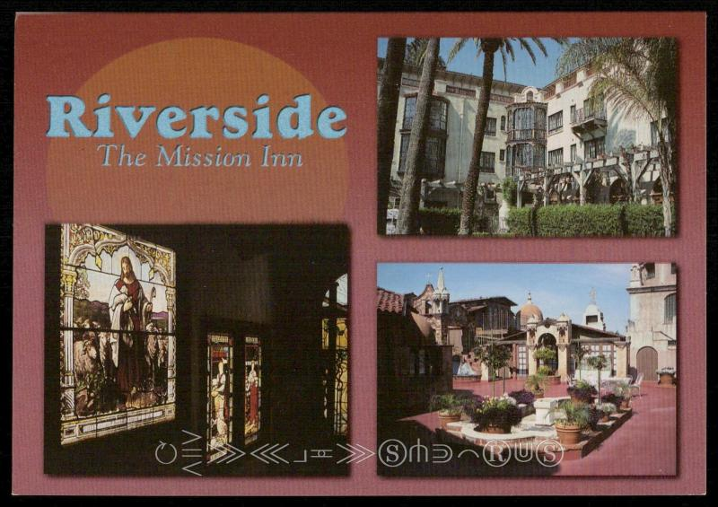 Riverside - The Mission Inn