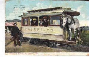 Colorado - Cherrelyn Horse Car - Trolley