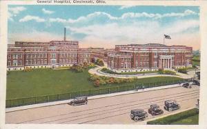 General Hospital, Cincinnati, Ohio, 10-20s