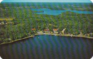 Canada Nova Scotia Yarmouth Braemar Lodge On Beautiful Lake Ellenwood