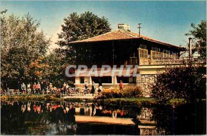 Postcard Modern Saravejo The source of the Bosna
