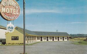 Pourke's Motel (Exterior), Les Saules, Quebec, Canada, 1940-1960s
