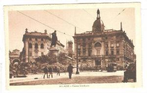Piazza Cordusio, Milano, Lombardia, Italy, 10-20s