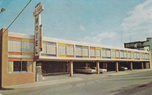 HAGERSTOWN , Maryland , PU-1956 ; Mid-Town Motel