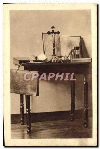 Postcard The Old Thale working Sainte Therese child Retained to Buissonnets