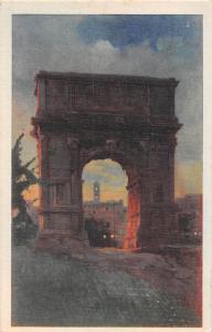 Italy Roma - Arco di Tito, Arch