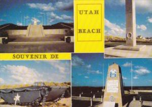 France Sainte-Marie-Du-Mont Utah Beach War Monuments