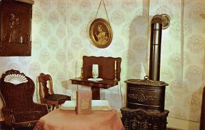 The Parlor in the Mark Twain Boyhood Home at Hannibal, MO, USA Unused