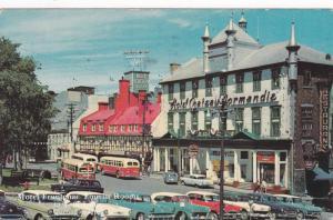 Place d' Armes Ste. Anne St.,Quebec,Canada,PU-40-60s