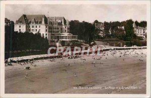 Beaulieu - Cap Ferrat and Punta del & # 39Hospice Saint John - Old Postcard