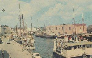 BRIDGETOWN , Barbados , 1950-60s ; The Careenage