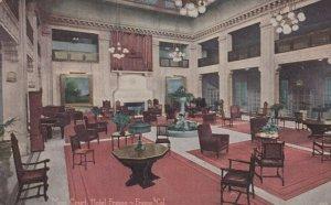 FRESNO , California, 1900-10s; Main Court, Hoel Fresno