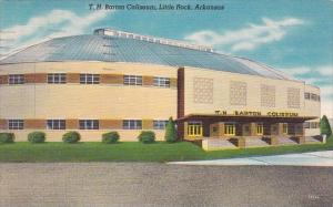 Stadium T H Barton Coliseum Little Rock Arkansas 1957