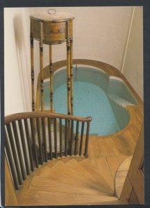 Cambridgeshire Postcard - The Bath House, Wimpole Hall   T6964