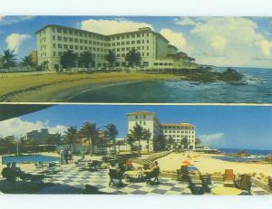 Pre-1980 CONDADO BEACH HOTEL San Juan Puerto Rico PR HQ1792