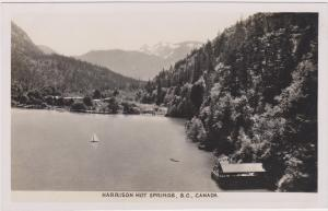 RP; Aerial View, Harrison Hot Springs, British Columbia, Canada, 10-20s