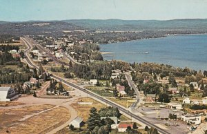 SUNDRIDGE , Ontario , 1950-60s , Aerial View