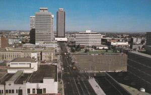 Downtown Civic Complex, Edmonton, Alberta, Canada, 1960-70s