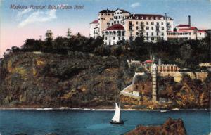 Reid's Palace Hotel, Madiera, Funchal, Early Postcard, Unused