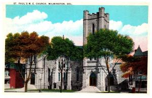 Delaware  Wilmington ,  St.Paul's M.E.Church