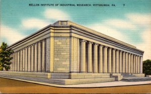 Pennsylvania Pittsburgh Mellon Institute Of Industrial Research
