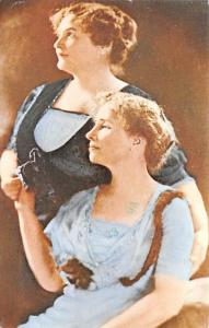 Anne Sullivan and Helen Keller 1984