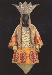 Sadko Adolph Bolm Ballet Sea Princess WW1 Costume V&A Postcard