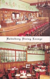 Minnesota Minneapolis Heidelberg Dining Room
