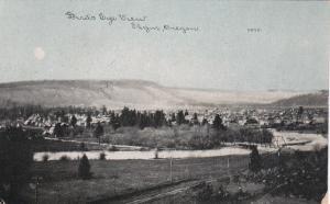 Bird's Eye View , ELGIN , Oregon , PU-1910