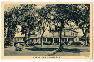 Alden Inn, Alden NY