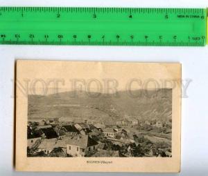 202205 Bosnia & Herzegovina VISEGRAD Vintage card