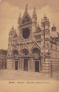 Facciata Veduta Di Terzo, Siena (Tuscany), Italy, PU-1906