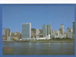 United Nations Postal Admin River View United Nations Headquarters
