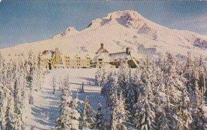 Oregon Mount Hood Timberline Lodge