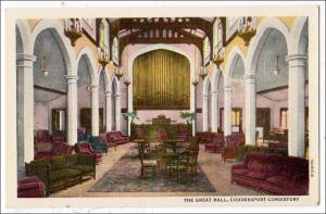 PA - Great Hall, Coudersport Consistory