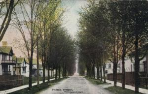FOREST , Ontario , Canada , 1908 ; Prince Street