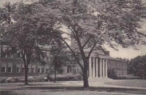 New York Buffalo Front Of Main Building Thru Trees State Teachers College At ...