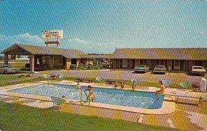 Georgia Perry Villager Motel Pool