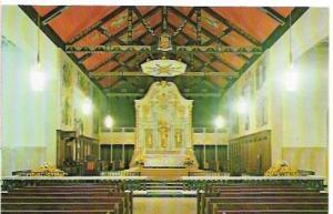 US  St Augustine, Florida. Roman Catholic Cathedral.