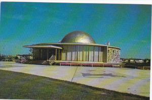 Canada Queen Elizabeth Park Planetarium Edmonton Alberta
