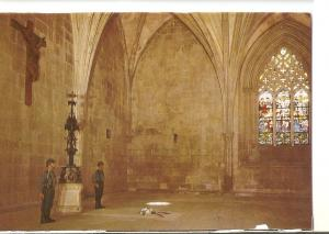 Postal 038202 : Batalha (Portugal). Monastery. Chapter Hall - Cenolaph