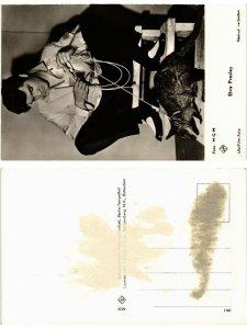 CPA AK Elvis Presley Artiste Film Star (424826)