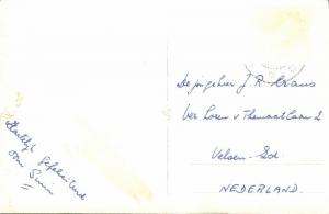 dutch new guinea, FAKFAK FAK-FAK, Native Houses (1950s) RPPC